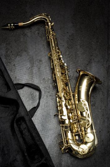 Saxofón Udaberria Musika Eskola