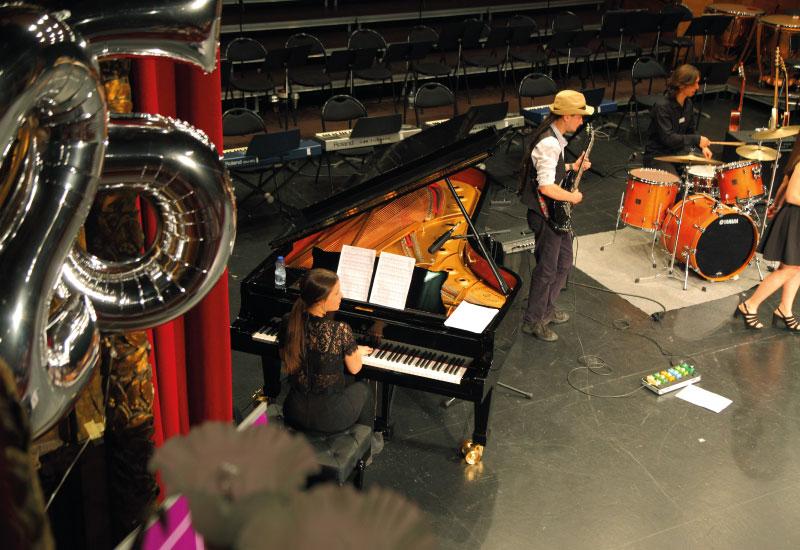Udaberria Musika Vitoria-Gasteiz | Instrumentos